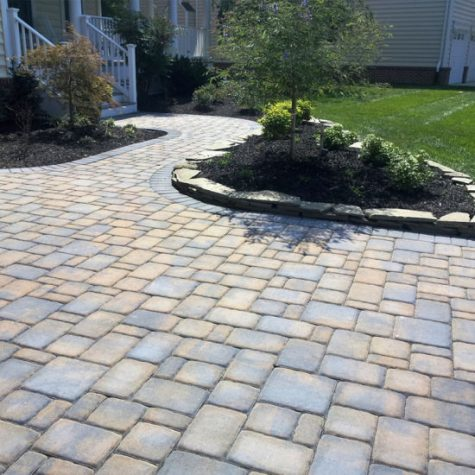 Colonial Cobble Bayberry Driveway